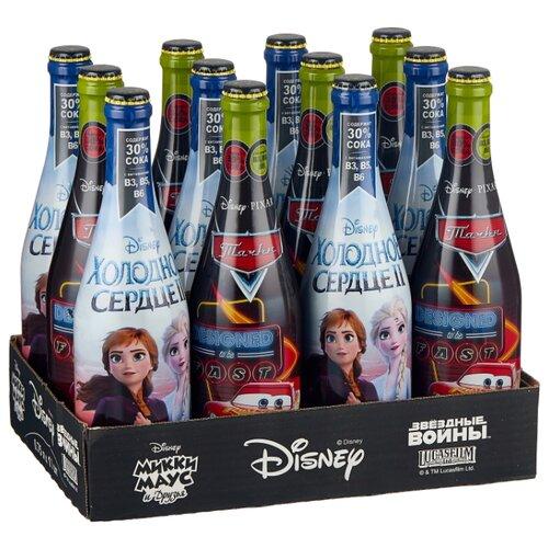 Детское шампанское МПК Disney Холодное сердце яблоко, 0.75 л, 12 шт. маргарита логвинова детское сердце разбито войной