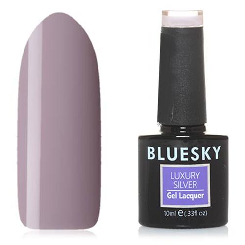 Купить Гель-лак для ногтей Bluesky Luxury Silver, 10 мл, №206