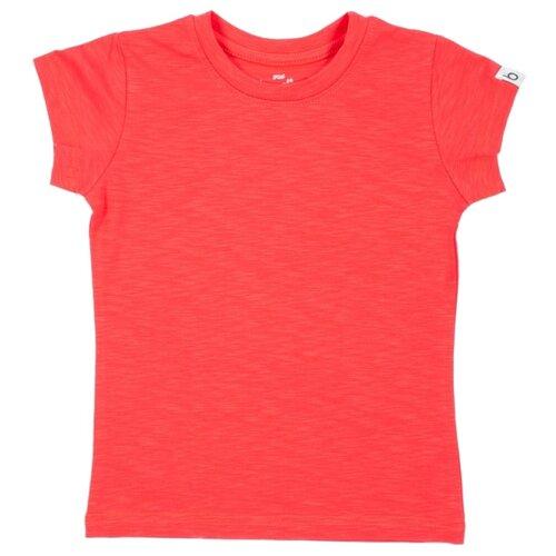 Футболка bodo размер 92-98, коралловыйФутболки и рубашки<br>