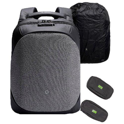 Рюкзак Korin ClickPack Pro серо-черный