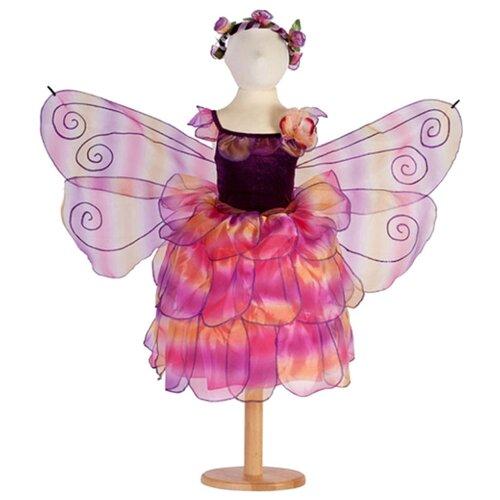 Костюм travis designs Аметистовая мечта, розовый/фиолетовый, размер 3-5 лет платье travis designs бальное платье розовый размер 3 4 года