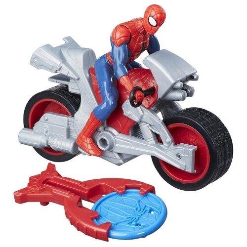 Фото - Фигурка Hasbro Spider-Man B9994 hasbro игровая фигурка spider man хобгоблин сакс