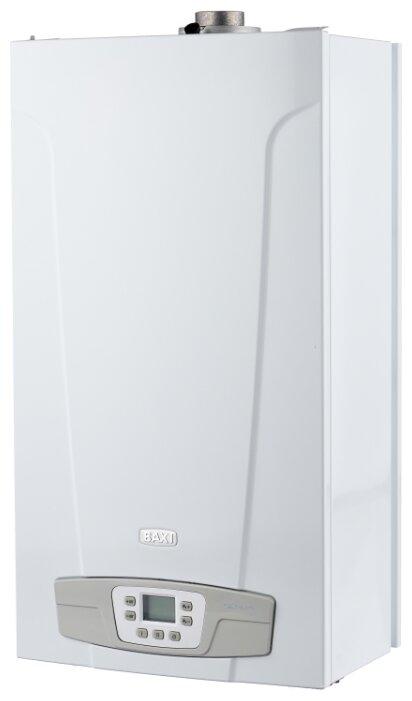 Газовый котел BAXI ECO-4s 24F 24 кВт двухконтурный — купить по выгодной цене на Яндекс.Маркете