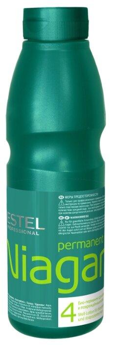 Estel Professional Био-перманент № 4 для обесцвеченных и поврежденных волос Niagara, 500 мл