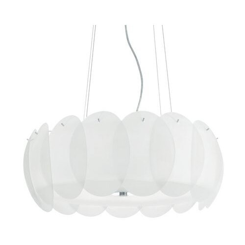 Люстра IDEAL LUX OVALINO SP8, E27, 480 Вт