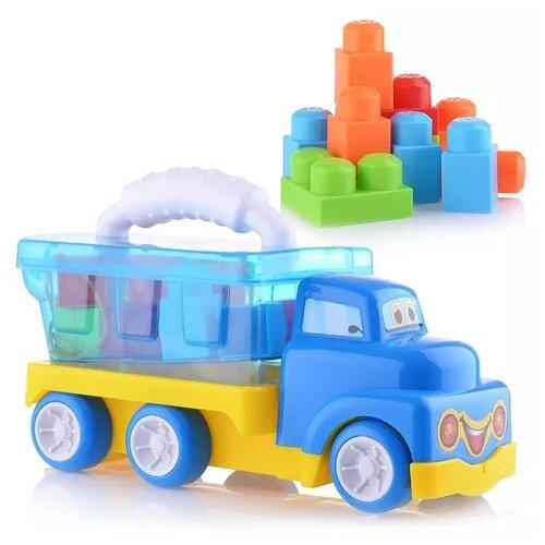 Грузовик S+S Toys 200149171 ботильоны haily s haily s ha022awcwah0