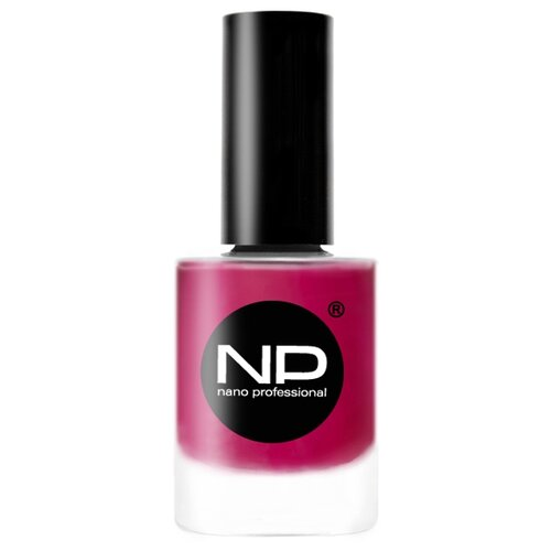 Купить Лак Nano Professional цветной, 15 мл, P-905 улица Бурбон