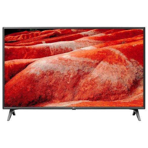 Фото - Телевизор LG 50UM7500 50 (2019) черный телевизор