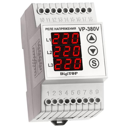 Фото - Реле контроля напряжения Digitop Vp-380В digitop vp 20a