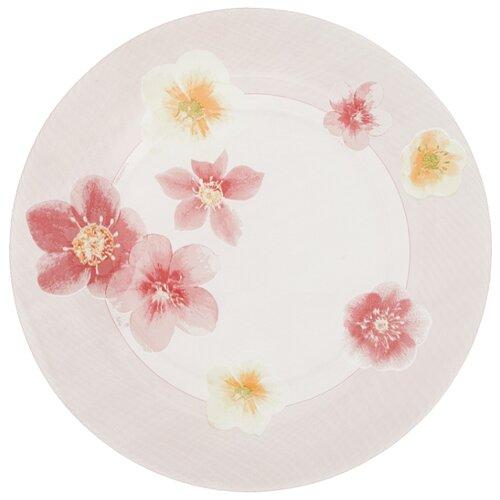 Luminarc Тарелка обеденная Poeme Rose 25 см N6103 розовый