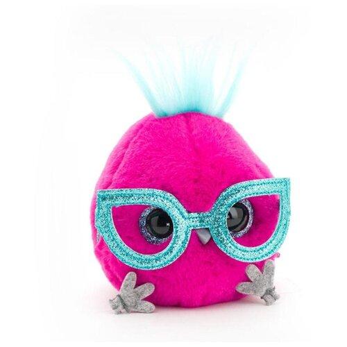 Купить Orange Toys Мягкая игрушка КТОтик в забавных очках , фукси, 13 см, Мягкие игрушки