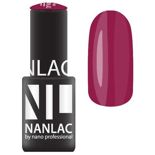 Гель-лак для ногтей Nano Professional Эмаль, 6 мл, NL 2152 малиновое джерси гель лак для ногтей nano professional эмаль 6 мл оттенок nl 2175 свободная любовь