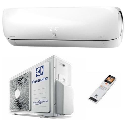 Настенная сплит-система Electrolux EACS/I-14HEV/N3 белый напольно потолочный кондиционер electrolux eacu i 24h dc n3