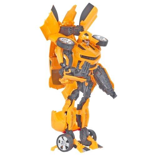 Купить Трансформер Игруша Interchange ES-4105 желтый/серый, Роботы и трансформеры