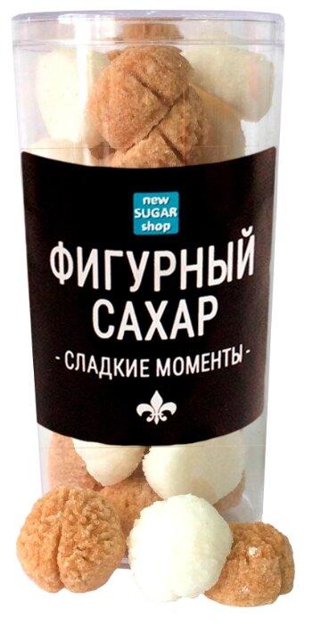 Сахар New SUGAR shop фигурный Сладкие моменты Мозги сахарные тростниковые и белые 0.15 кг