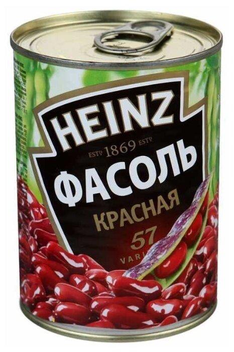 Фасоль Heinz красная, жестяная банка 400 г