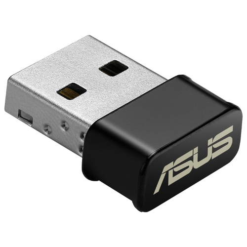 Wi-Fi адаптер ASUS USB-AC53 Nano черный wi fi адаптер asus usb n10 nano