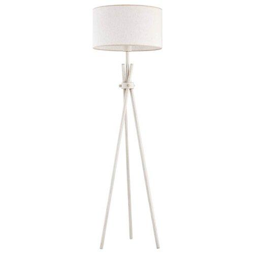 Торшер Alfa Trivet white 9254 60 Вт подвесной светильник alfa parma 16941