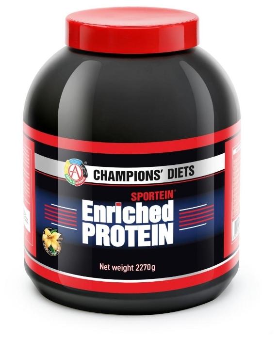 Стоит ли покупать Протеин Академия-Т Sportein Enriched Protein (2270 г)? Отзывы на Яндекс.Маркете