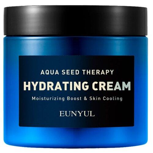 Eunyul Aqua Seed Therapy Hydrating Cream Крем для лица, 270 г chi luxury black seed oil curl defining cream gel
