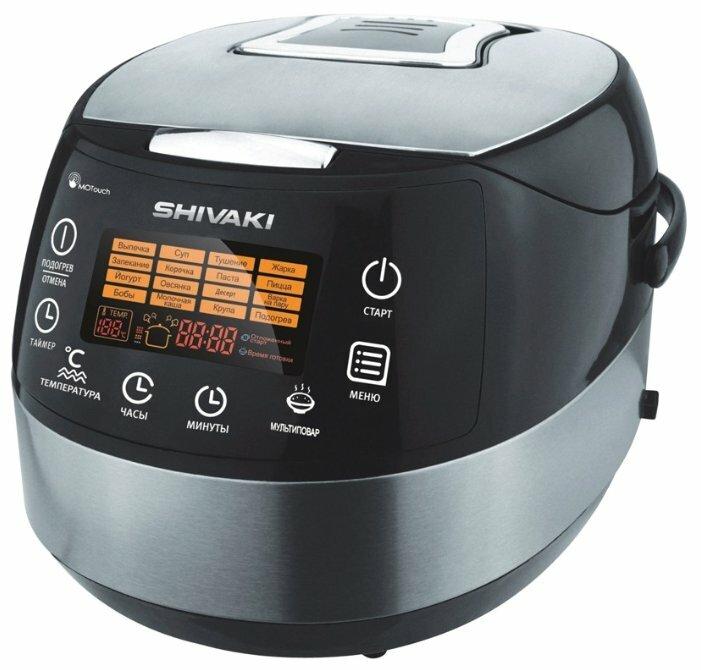 Мультиварка Shivaki SMC-8551