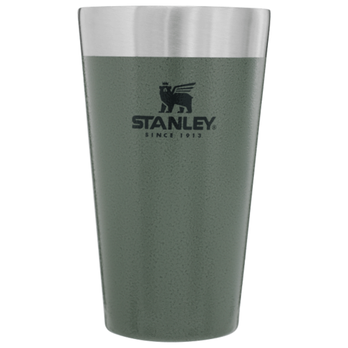 Термокружка STANLEY Adventure SS Pint, 0.47 л зеленый