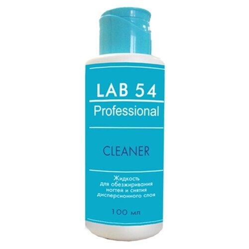 BAL Жидкость для обезжиривания ногтей и снятия липкого слоя Lab 54 100 мл