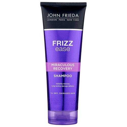 John Frieda шампунь Frizz Ease Miraculous Recovery для интенсивного ухода за непослушными волосами 250 мл