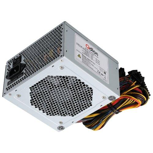 Блок питания Qdion QD-650PNR 80+ 650W
