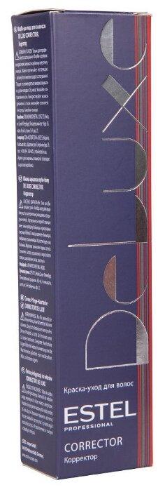 Estel Professional De Luxe Corrector цветная краска