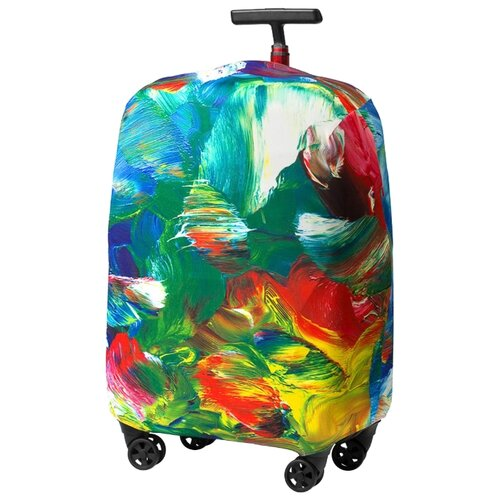Фото - Чехол для чемодана RATEL Inspiration Amazement M, разноцветный чехол для чемодана ratel inspiration obscurity m разноцветный