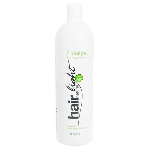 Фото - Hair Company шампунь Hair Natural Light Lavaggi Frequenti для частого использования 1000 мл hair company шампунь для частого использования hair natural light shampoo lavaggi frequenti 1000 мл