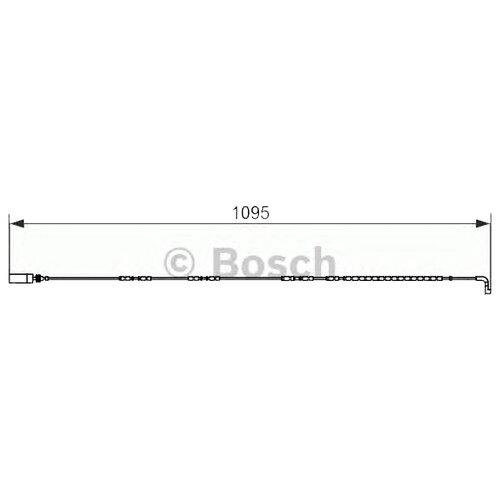Датчик износа тормозных колодок задний Bosch 1987473069 для BMW 1 series, BMW 3 series