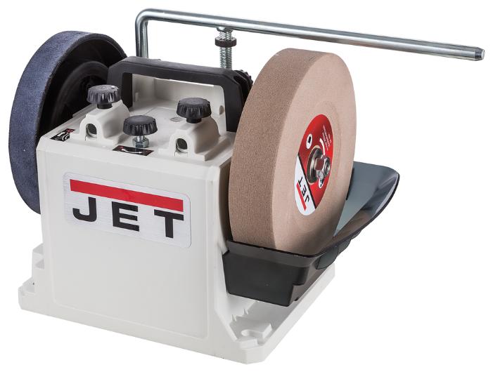 Точильно-шлифовальный станок JET JSSG-8-M 160Вт