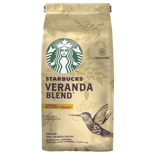 цена на Кофе молотый Starbucks Veranda Blend, 200 г
