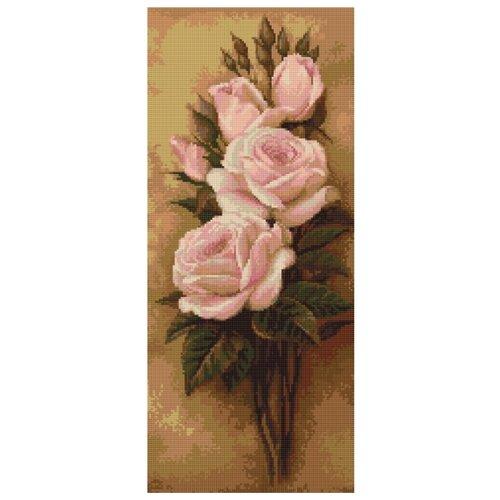 Фото - Luca-S Набор для вышивания Розы 15.5 x 35.5 см (B453) набор для вышивания luca s b548 клёвое место