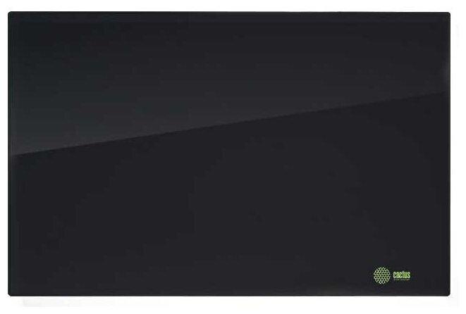 Доска стеклянная магнитно-маркерная cactus CS-GBD-65x100 (65х100 см)