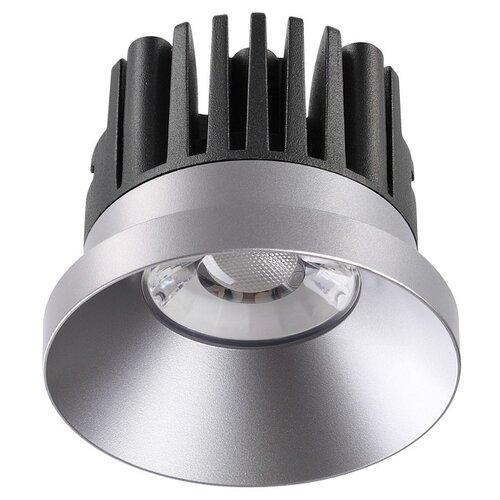Встраиваемый светильник Novotech 357587 встраиваемый светильник novotech neviera 143 370171