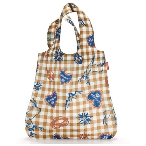 Сумка reisenthel Mini Maxi Shopper Special Edition bavaria 4 AT4065, текстиль