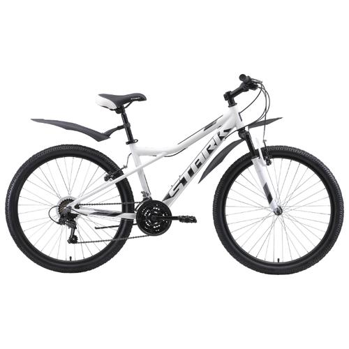 Горный (MTB) велосипед STARK Slash 26.2 V (2020) белый/черный/серый 16