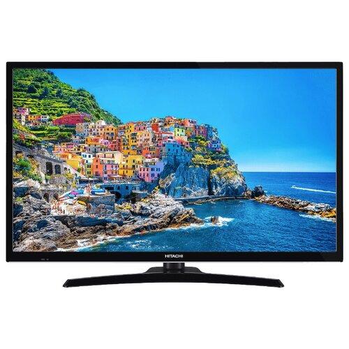 Купить Телевизор Hitachi 32HE4000R черный/серебристый