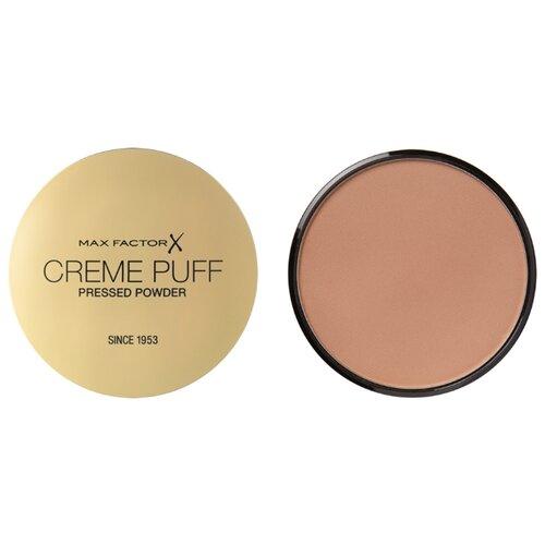 Max Factor Creme Puff пудра компактная Pressed Powder 42 Deep beige max factor пудра бронзер creme bronzer bronze