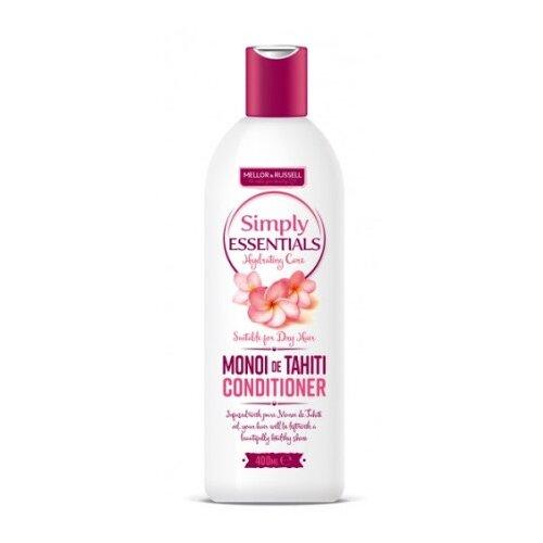 Купить Mellor & Russell кондиционер для волос Simply Essentials Monoi de Tahiti, 400 мл
