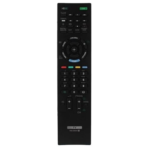 Фото - Пульт ДУ Huayu RM-ED044 для телевизоров Sony KDL-32EX520/KDL-32EX720 черный пульт ду huayu rm 836c для для телевизоров philips rc1205b 30063555 rc0770 rc19036002 rc19036001 rc19042001 серый