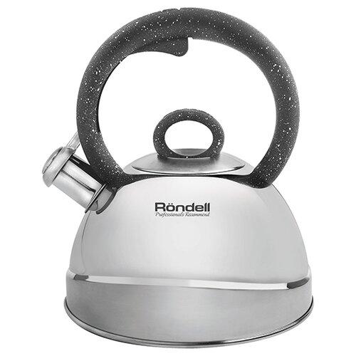 Rondell Чайник со свистком Marmara RDS-1060 2.4 л стальной