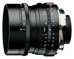 Объектив Voigtlaender 28mm f/2.0 Ultron Leica M