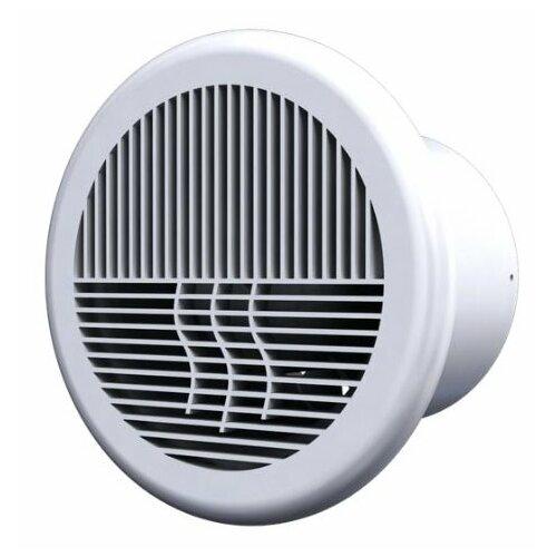 Вытяжной вентилятор AURAMAX RW 5S C, белый 18 Вт