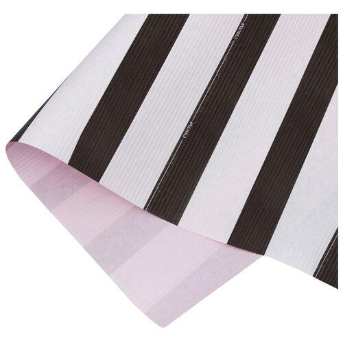 Фото - Бумага упаковочная Дарите счастье Любви и счастья 500 х 68 см розовый/черный бумага упаковочная дарите счастье момент счастья 0 68 × 10 м сиреневый
