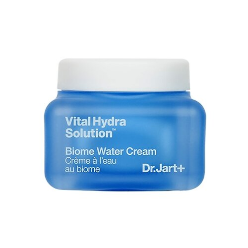 Фото - Dr.Jart+ Vital Hydra Solution Biome Water Cream легкий увлажняющий биом-крем для лица, 50 мл dr jart биом тоник vital hydra solution бустер увлажняющий 110 мл 0 2г