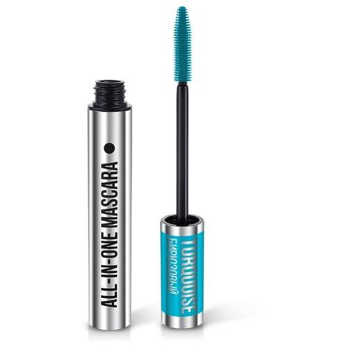 ProMAKEUP Laboratory Тушь для ресниц All-in-One Mascara, turquoise